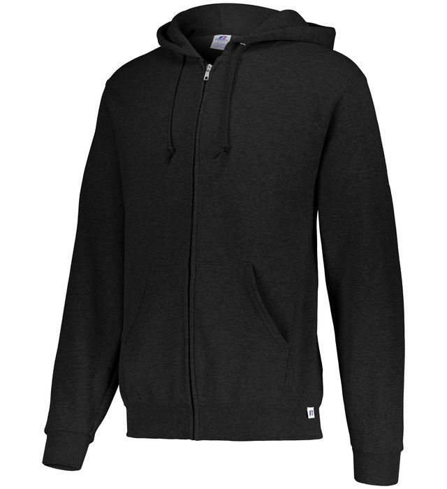 Dri-Power® Fleece Full-Zip Hoodie