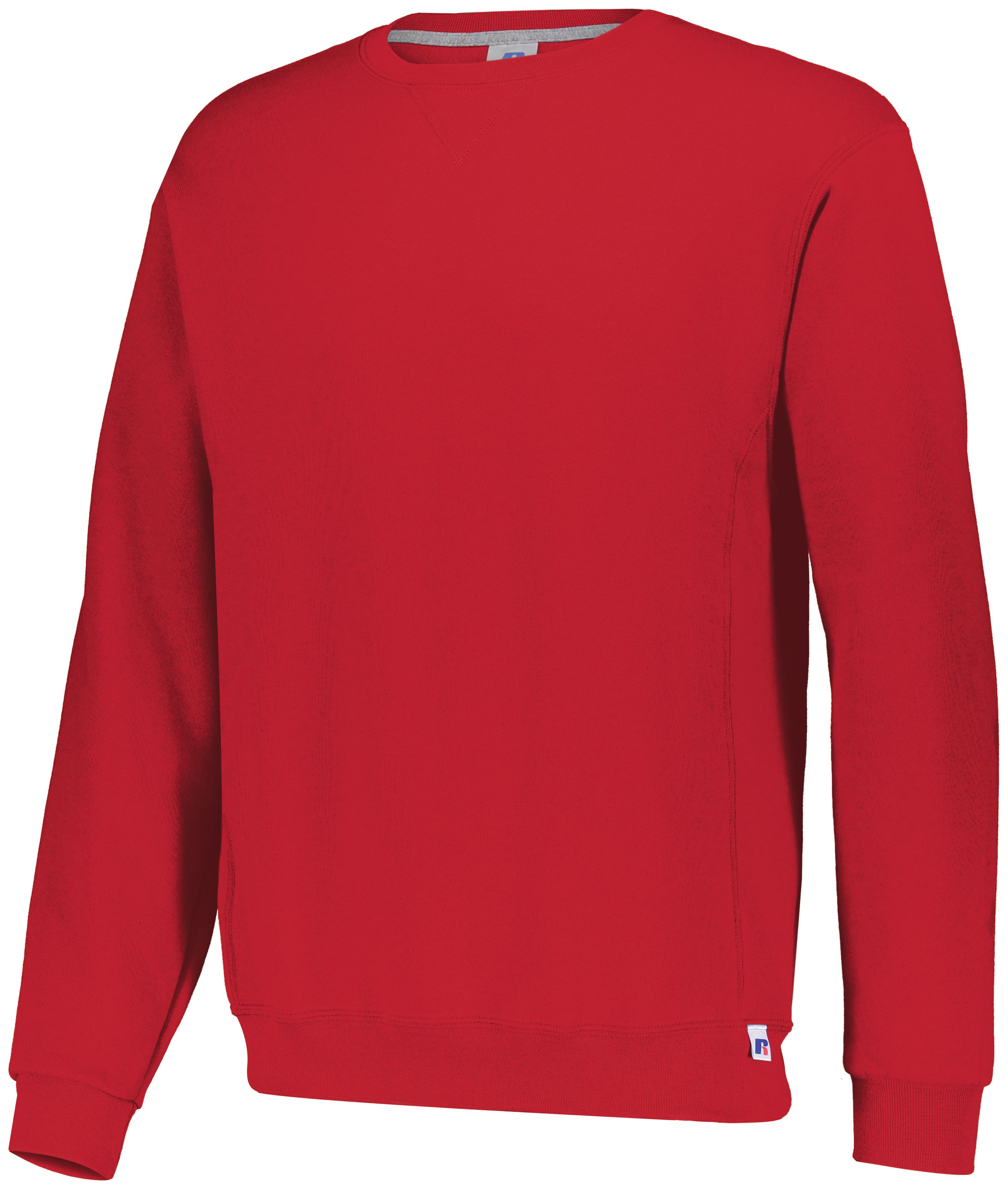 Youth Dri-Power® Fleece Crew Sweatshirt - True Red