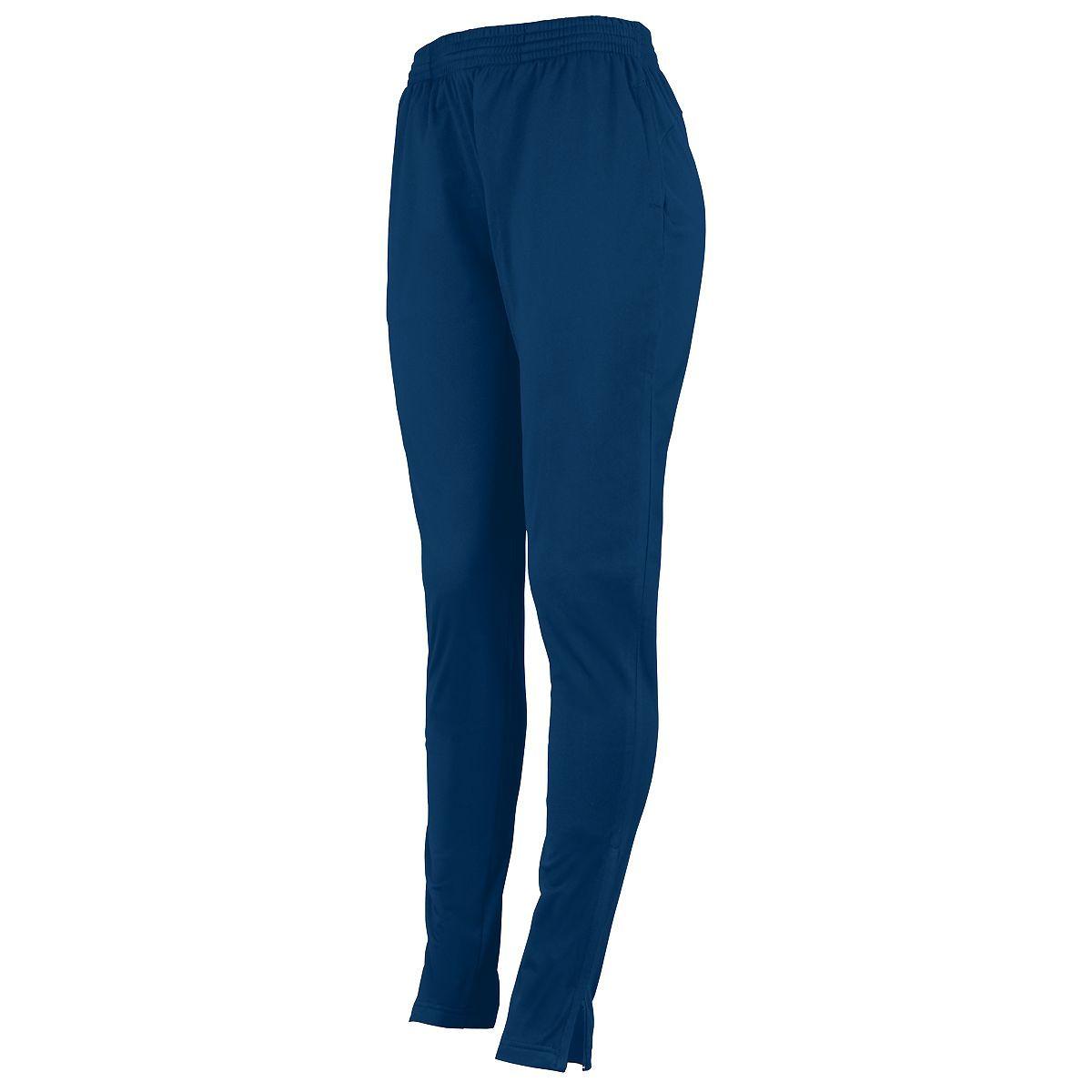 Ladies Tapered Leg Pant - NAVY
