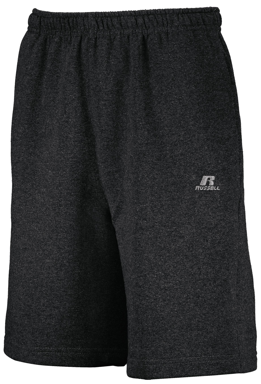 Dri-Powerâ® Fleece Training Shorts With Pockets - BLACK