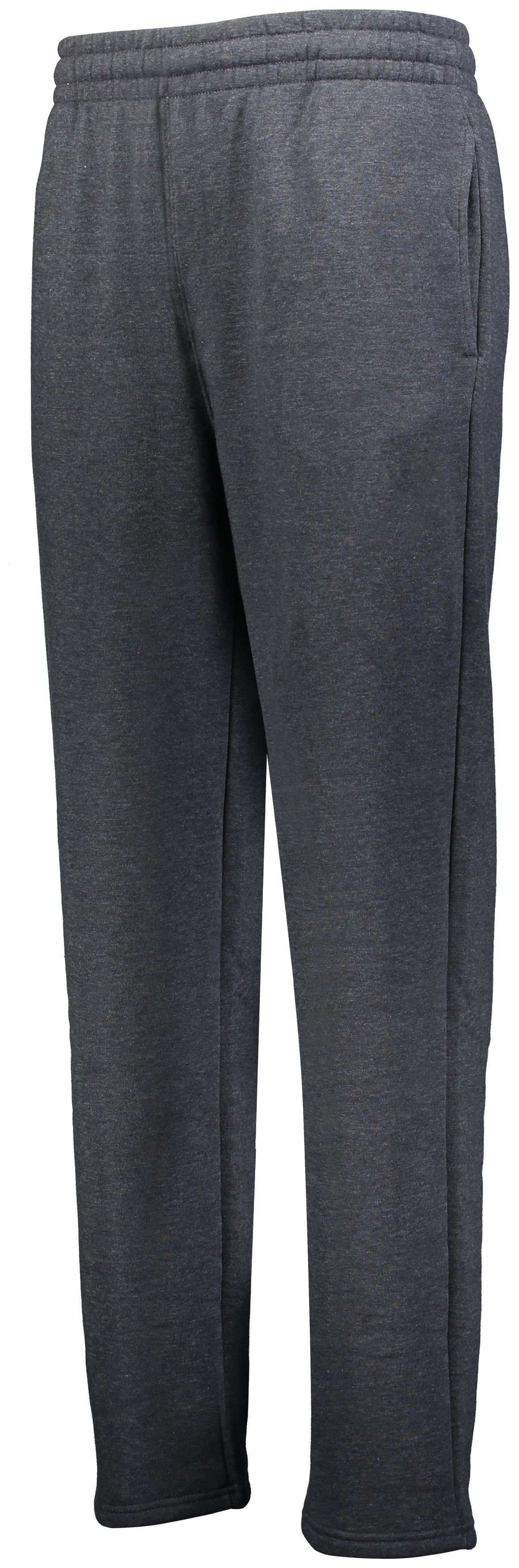80/20 Open Bottom Sweatpant - Charcoal Grey Heather