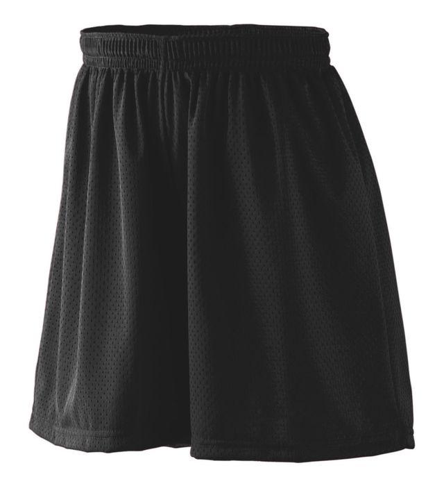 Ladies Tricot Mesh Shorts
