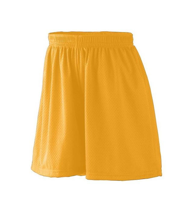Girls Tricot Mesh Shorts/Tricot Lined