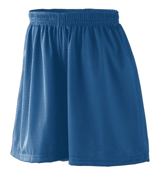 Girls Tricot Mesh Shorts