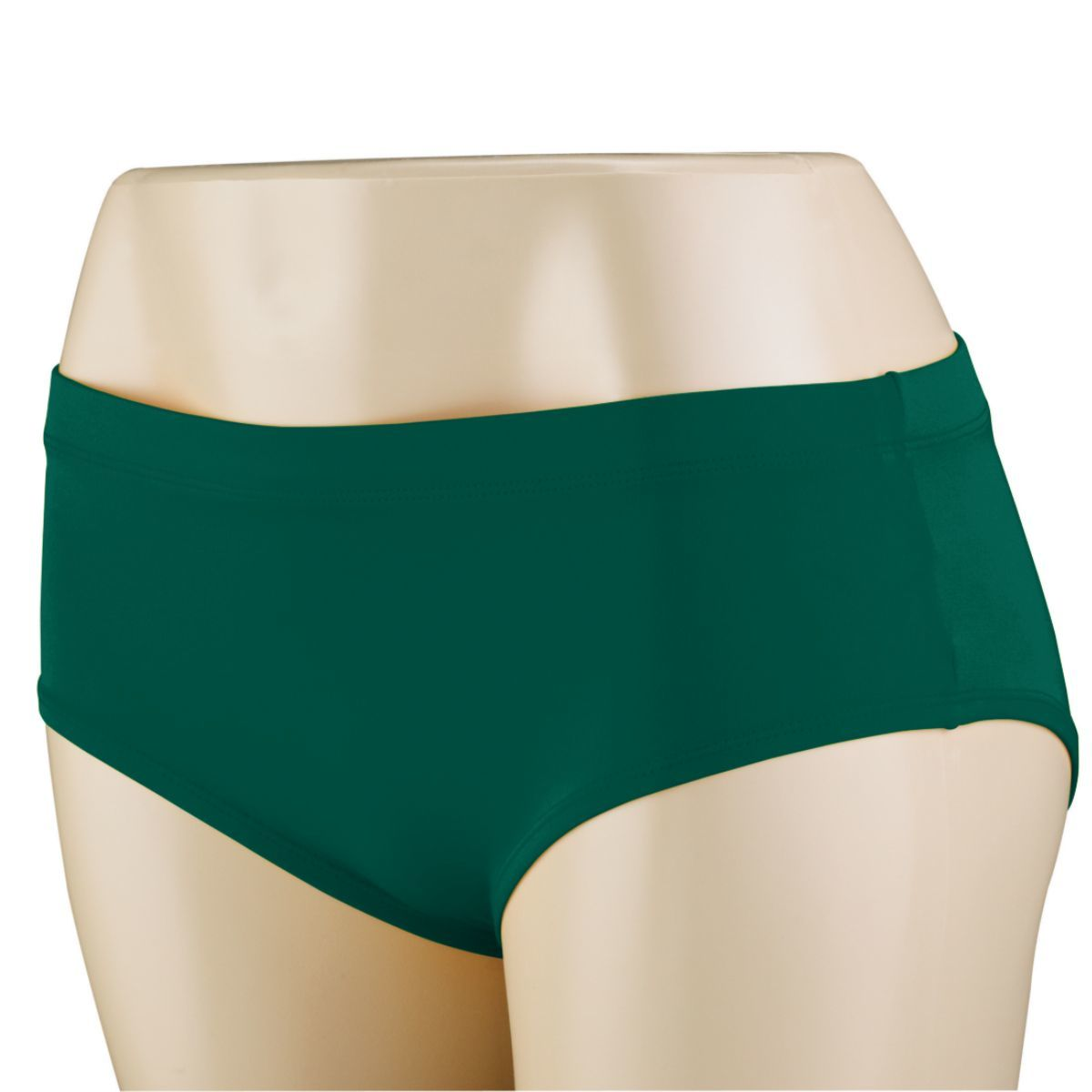 Girls Brief - DARK GREEN