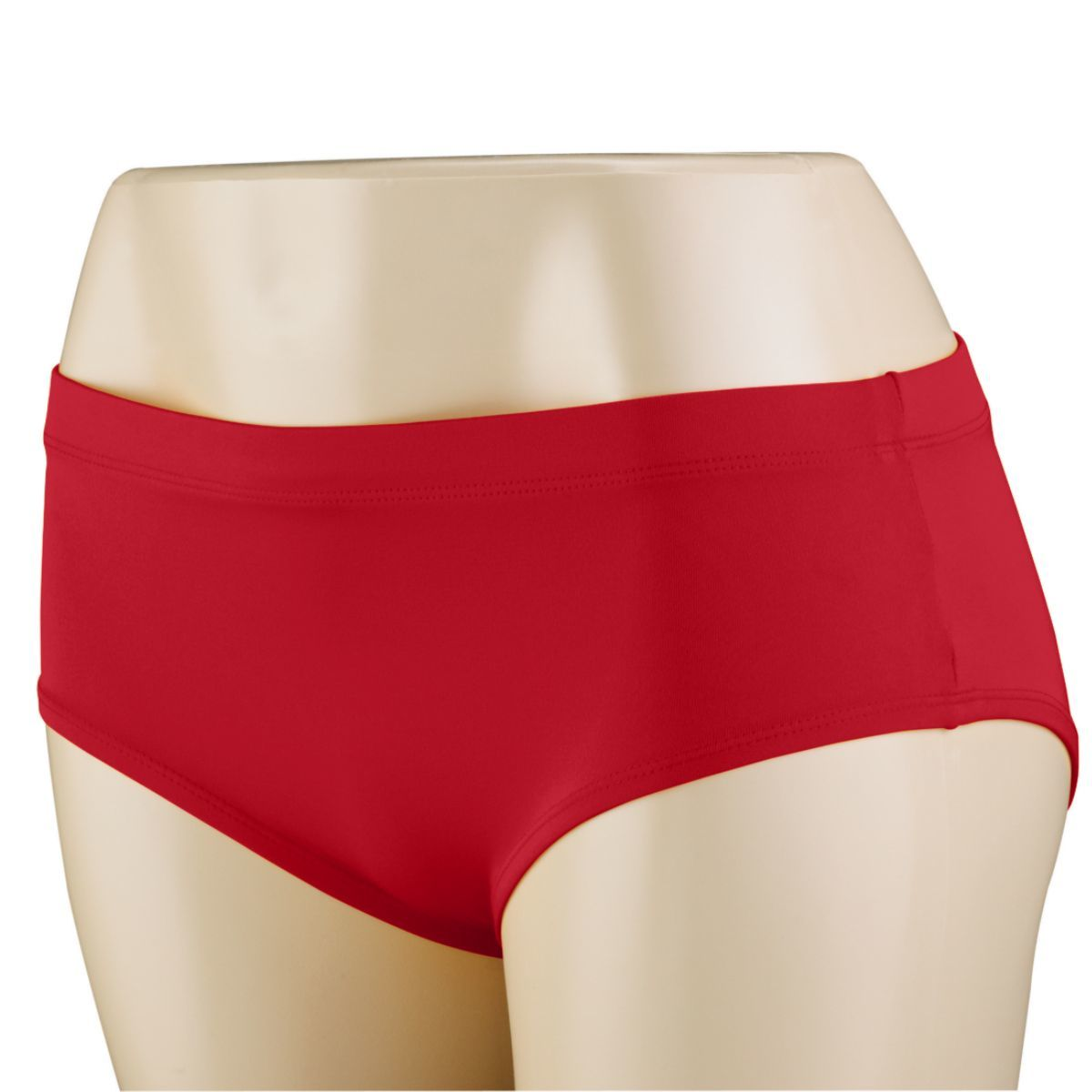 Girls Brief - RED