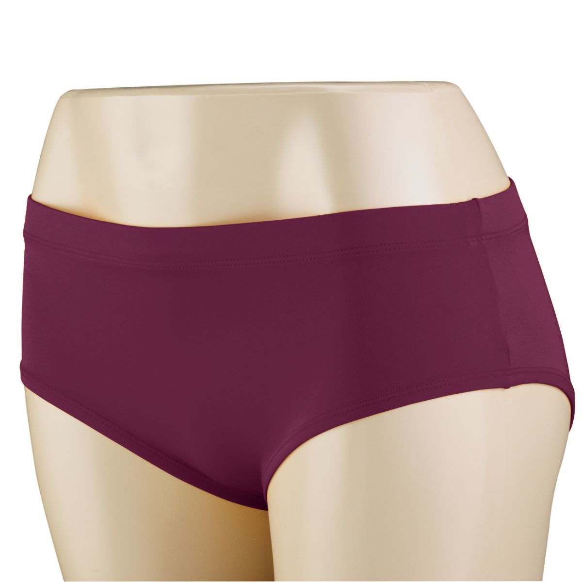 Girls Brief - MAROON