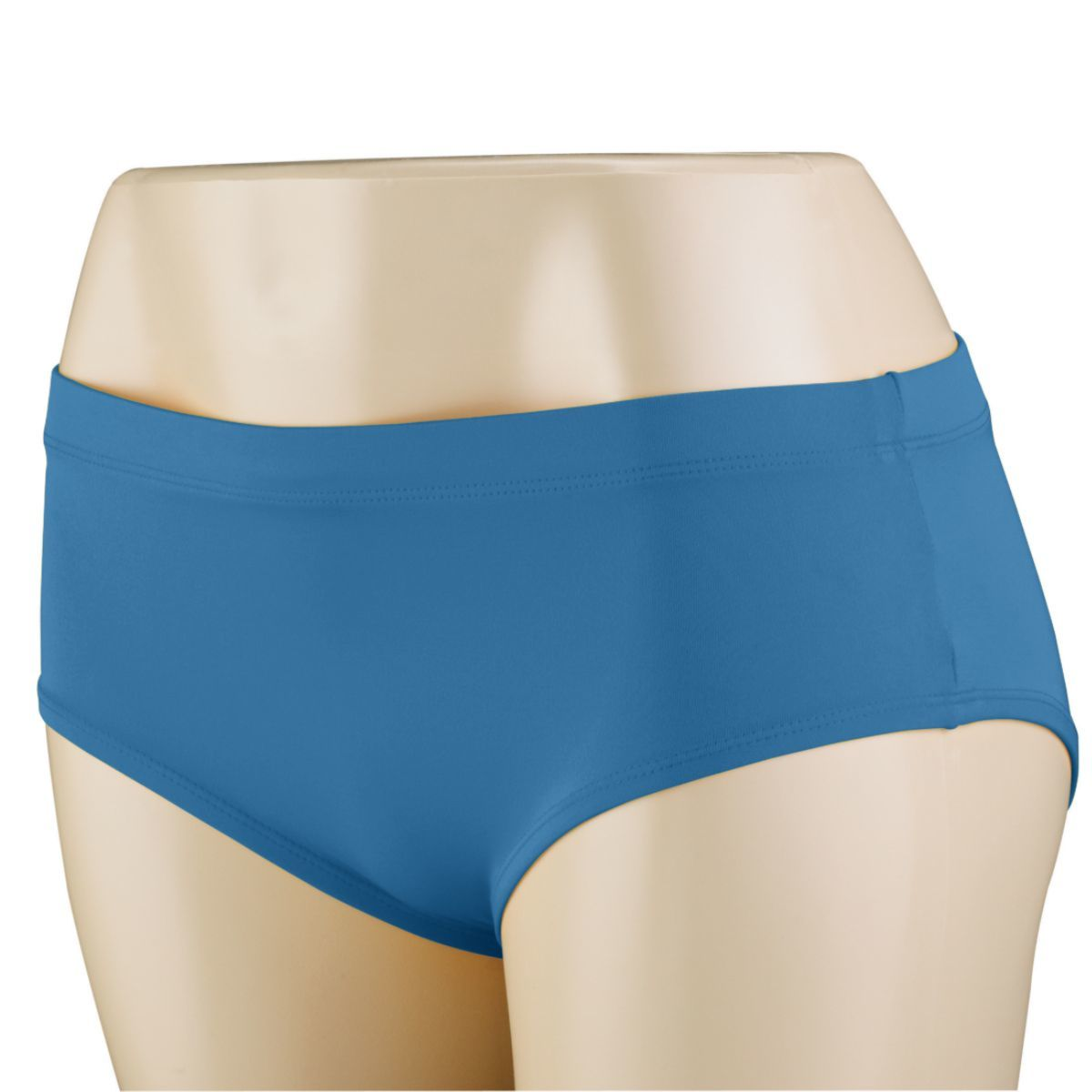 Girls Brief - COLUMBIA BLUE