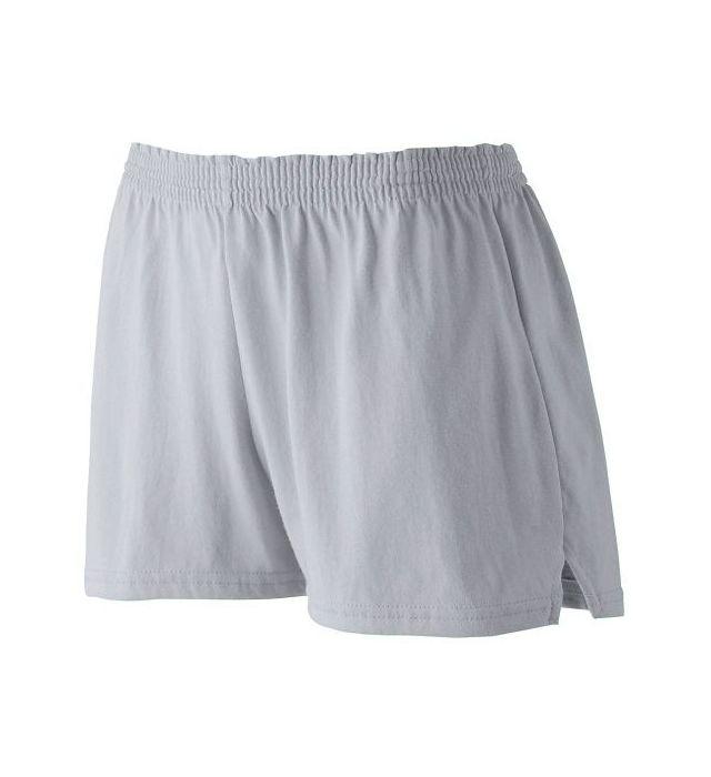 Ladies Junior Fit Jersey Shorts