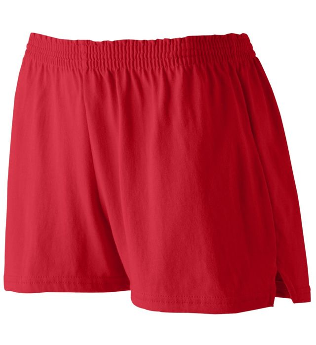 Ladies Junior Fit Jersey Shorts