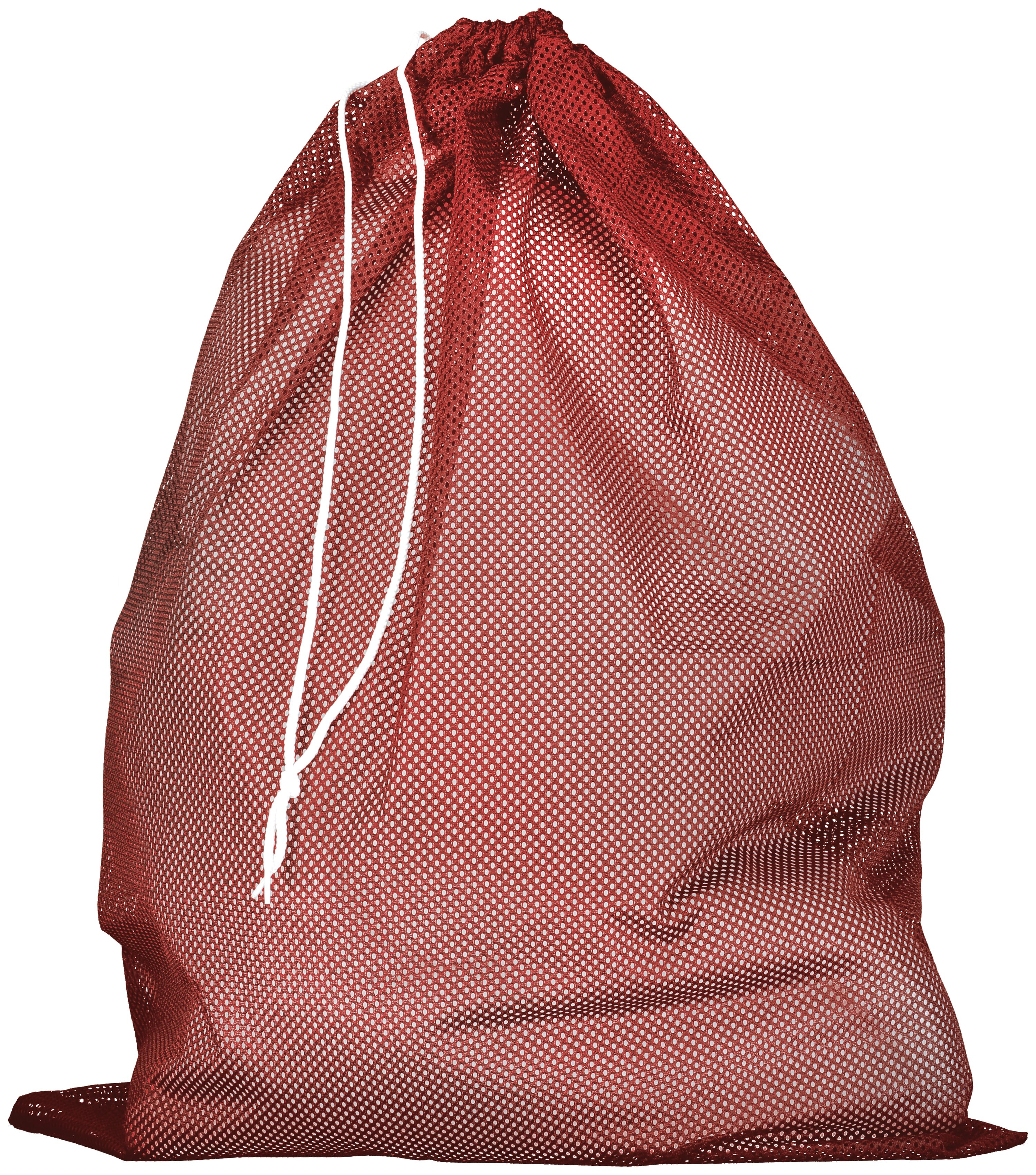 Mesh Laundry Bag - True Red