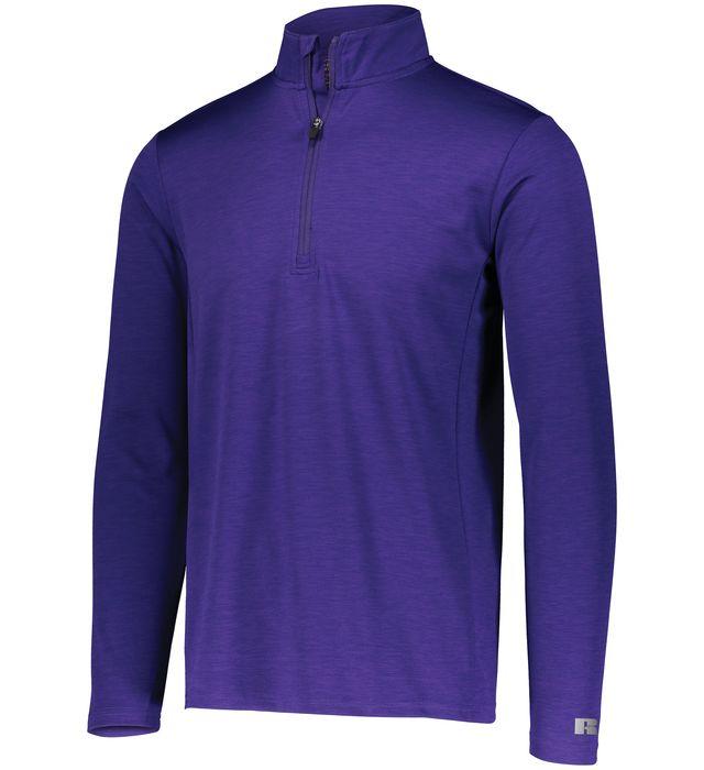 Dri-Power® Lightweight 1/4 Zip Pullover