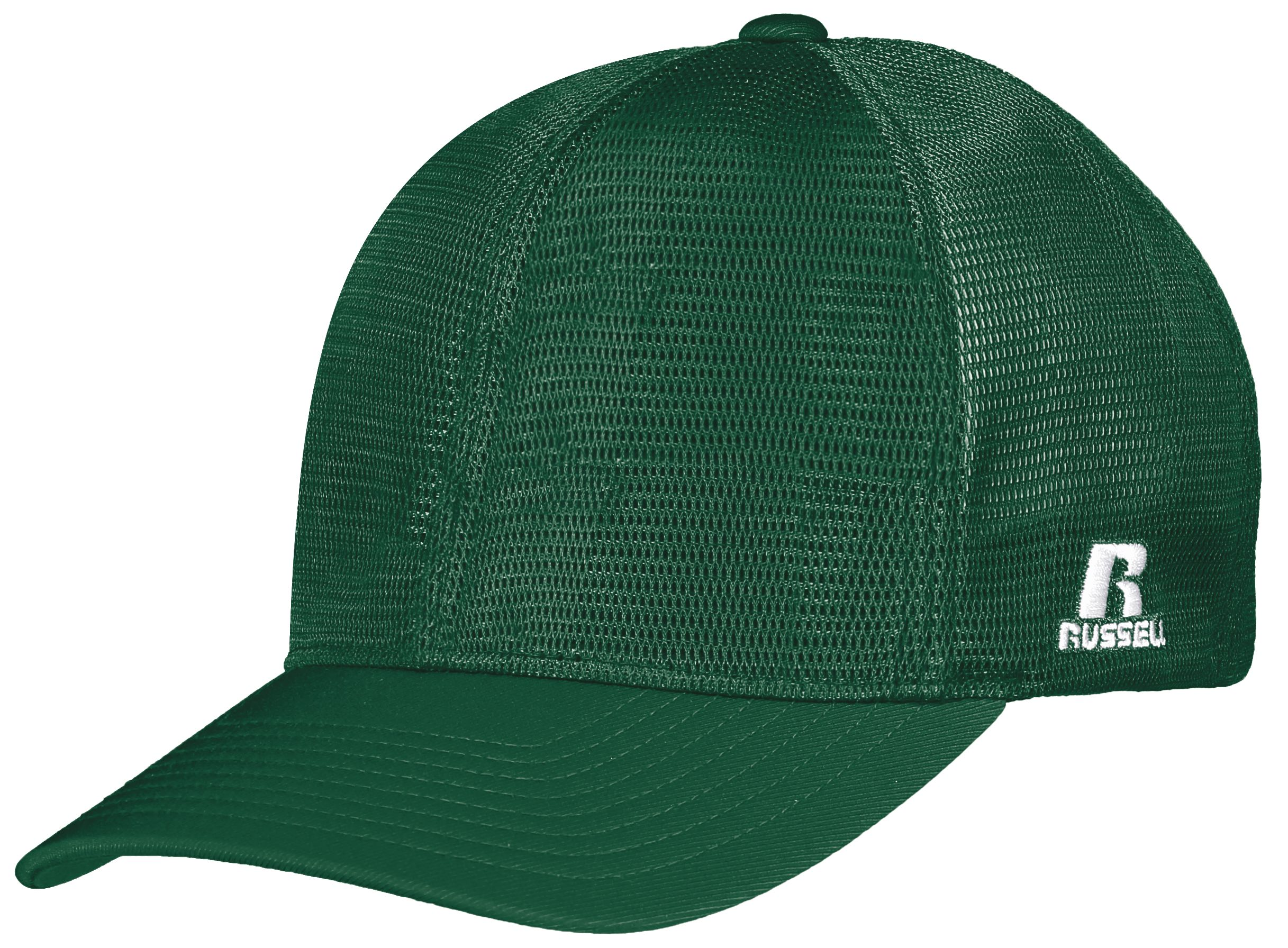 Flexfit 360 Mesh Cap - Dark Green