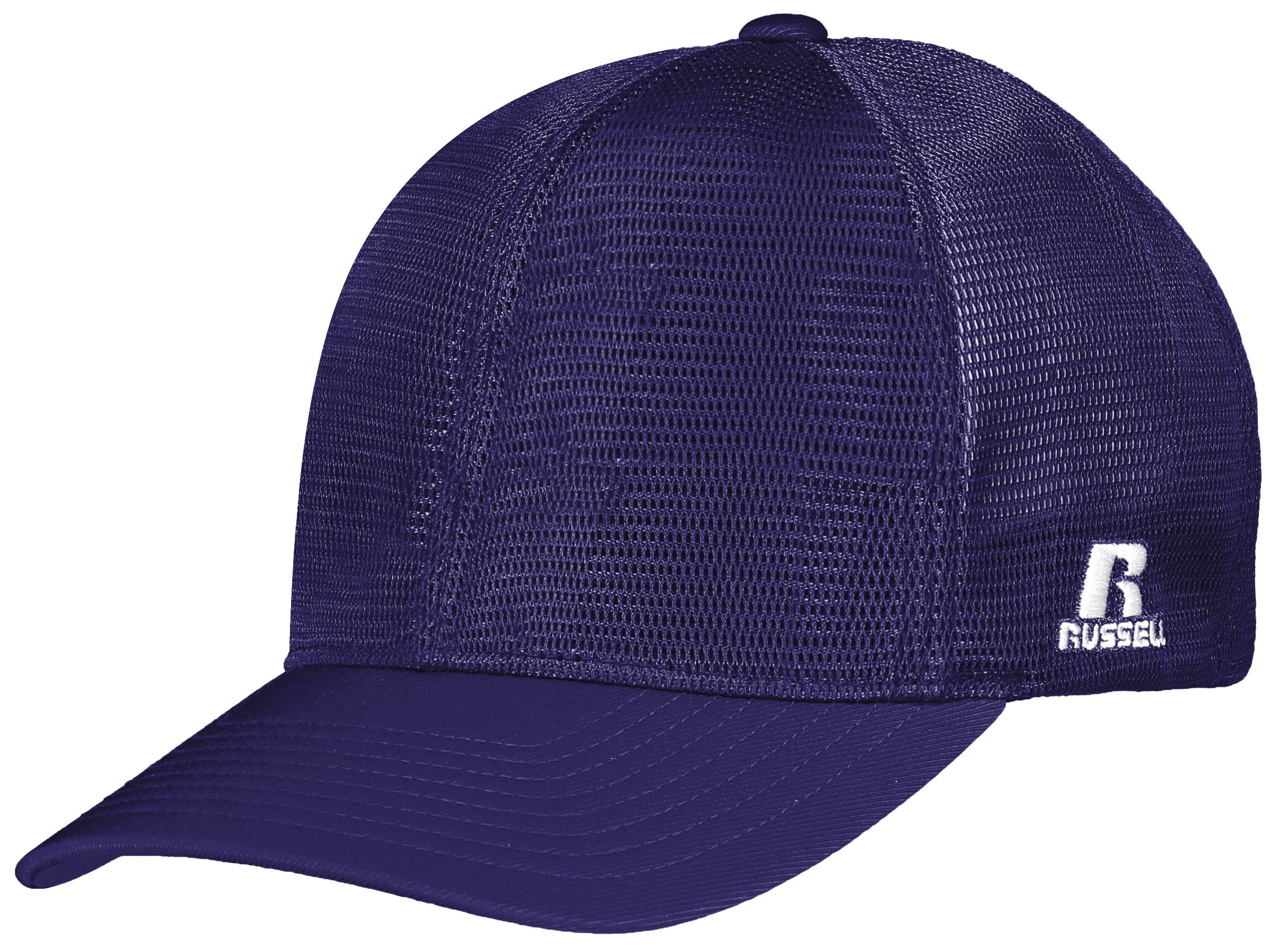 Flexfit 360 Mesh Cap - Purple
