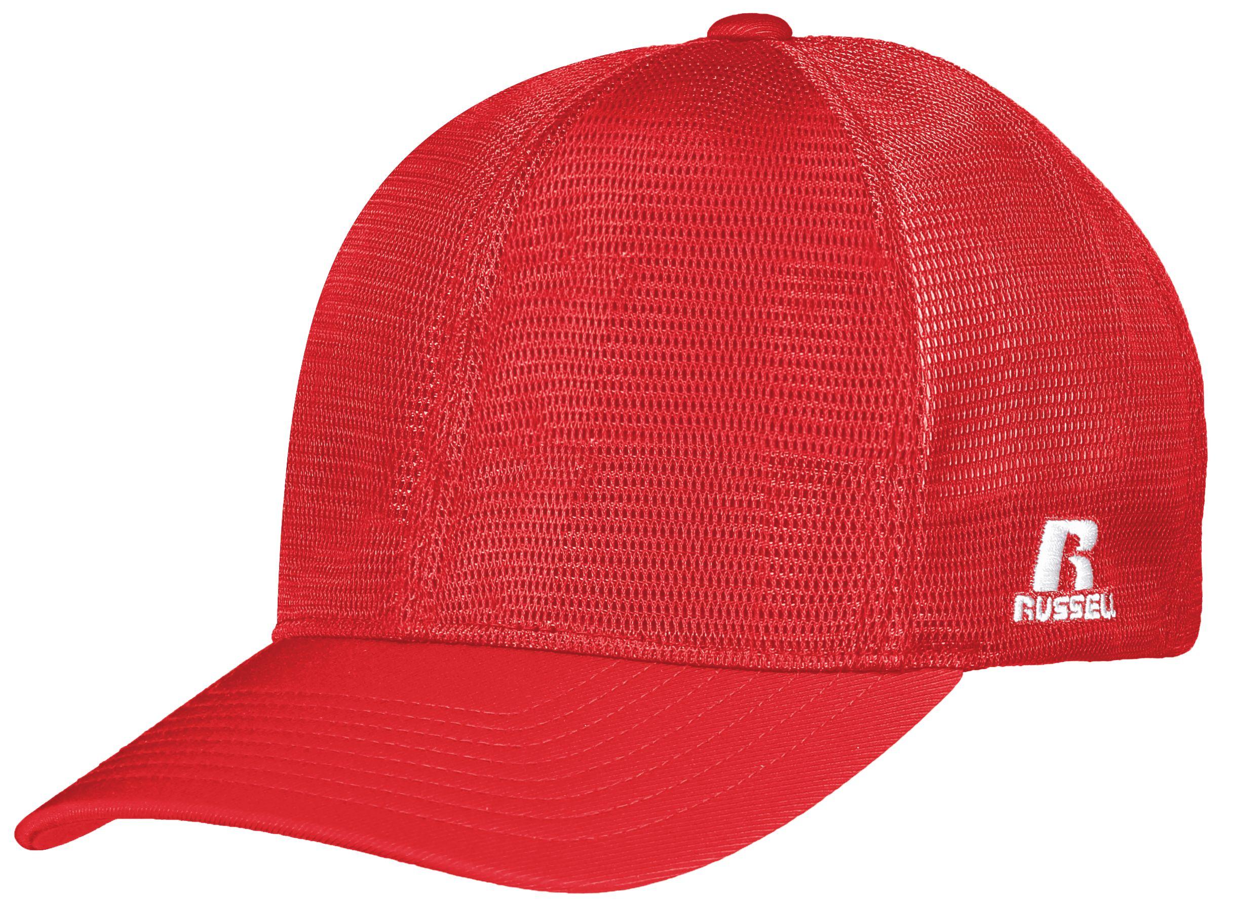 Flexfit 360 Mesh Cap - True Red