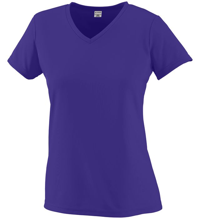 Ladies Wicking Tee (SOLD IN MINIMUM PACKS OF 72 PC PER COLOR/SIZE)