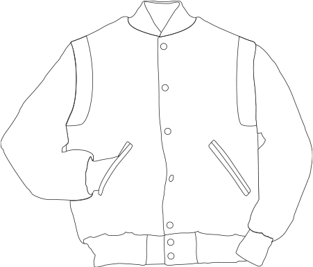 Set-in Sleeves with Full Inserts